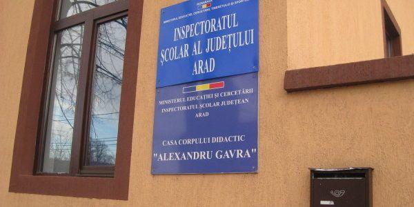 ISJ ARAD ORGANIZEAZA TARGUL EDUCATIEI, EVENIMENT AJUNS LA A-16-A EDITIE