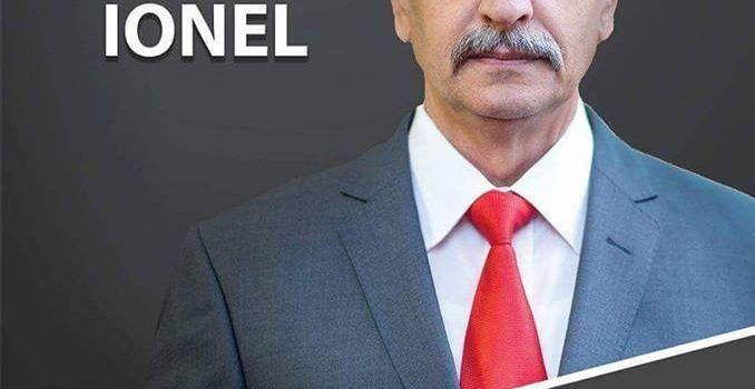 ANUNŢ privind desemnarea mandatarului financiar al candidatului independent RALESCU IONEL
