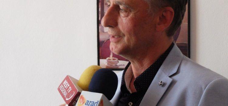 """Marin Lupaș: """"Voi susţine toate proiectele care servesc interesele arădenilor"""""""
