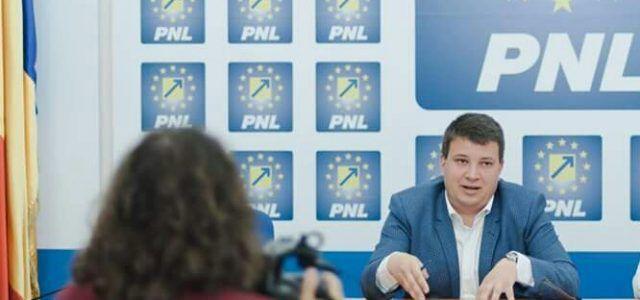 Consilierul liberal Boca, desemnat președinte interimar al TNL Arad