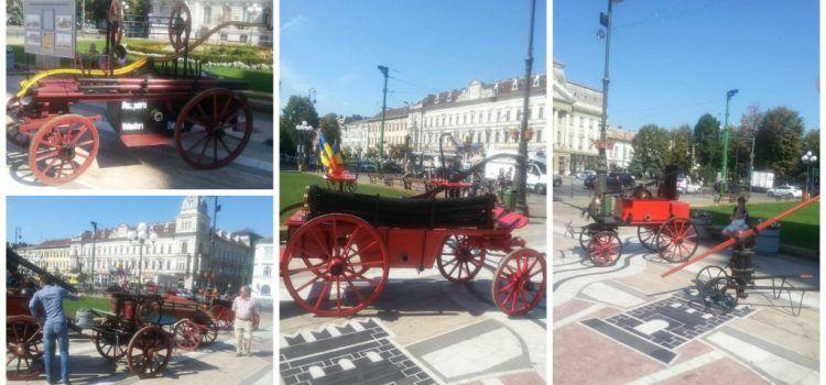 Parada Formațiunilor Civile de Pompieri la Arad!