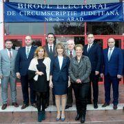 PSD Arad a depus la BEJ listele pentru alegerile parlamentare