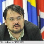 Ministrul Fondurilor Europene, Cristian Ghinea, și-a anunțat demisia pe Facebook