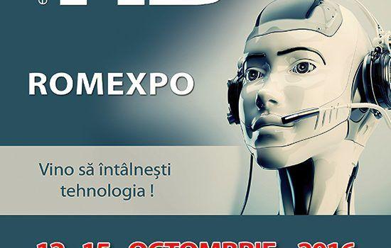 Târgul Tehnic Internațional București deschide cea de-a 42-a ediție