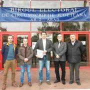 UDMR Arad a depus lista candidaților pentru alegerile parlamentare
