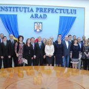 Noii aleși arădeni au primit certificatele de parlamentari
