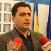 Senatorul Ioan Cristina a fost ales vicelider al grupului parlamentar PNL din Senat