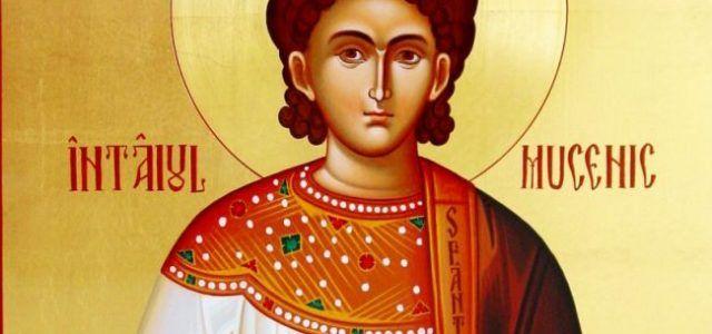 Calendar ortodox: Sfântul Ștefan, primul diacon și martir al Bisericii