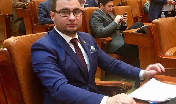 """Glad Varga : """"PNL este în opoziție constructivă, de aceea am votat pentru creșterea pensiilor prin neimpozitare !"""""""
