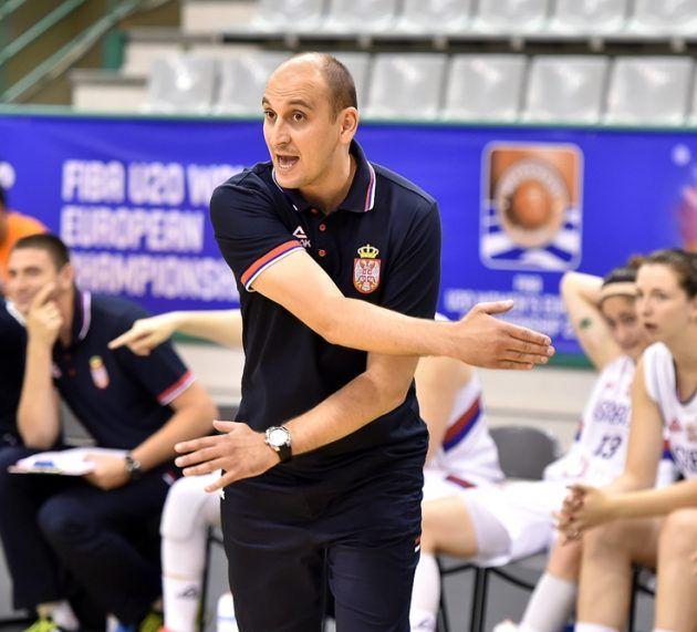 Noul antrenor al ICIM-ului e sârbul Bogdan Bulj