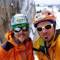 Doi alpiniști arădeni au încercat să atingă vârful Cerro Torre din Patagonia