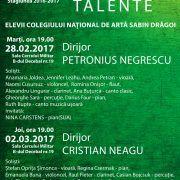 Tinerii muzicieni la Tribuna Tinerelor Talente