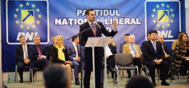 Curtea de Arbitraj din PNL va decide legalitatea alegerii lui Gheorghe Falcă