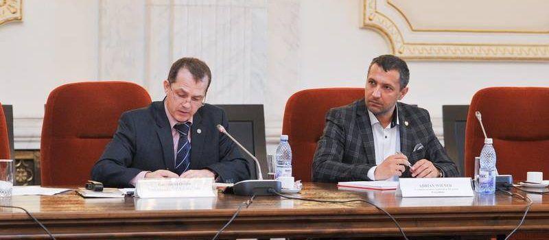 """Adrian Wiener: """"Clasa politică respinge demersurile USR pentru alegerea primarilor în două tururi"""""""