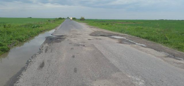 Drumul Sânpetru German-limită județ va fi modernizat din fonduri europene