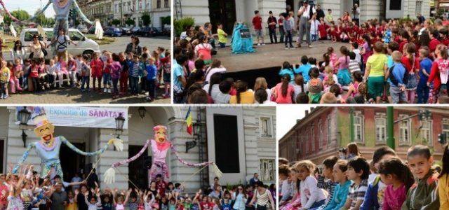 Pregătiți-vă pentru o nouă ediție Festivalul de teatru circ Fantasticoo!
