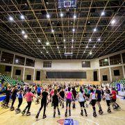 Arădenii forțează intrarea în Cartea Recordurilor la Transilvania Fitness Festival 2017!