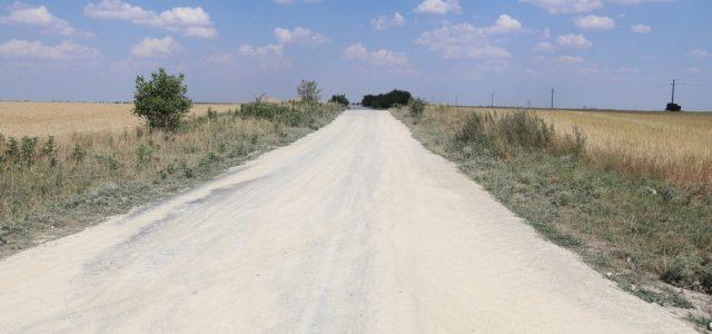 Un nou drum leagă județele Arad și Timiș