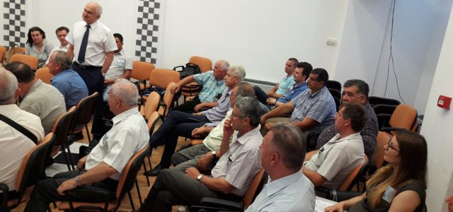 """Confederția Patronatului Român a organizat o masă rotundă cu tema """"Robotica în sudură"""""""