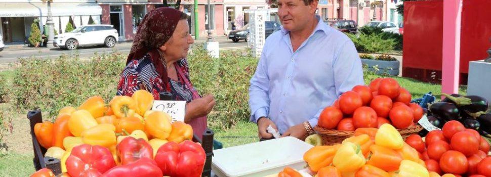"""Mii de arădeni au fost prezenți în cele trei zile ale târgului """"Produs în Arad"""""""
