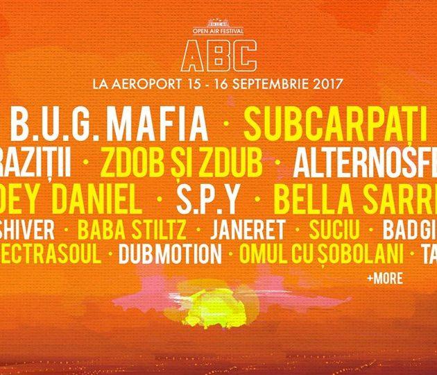 Organizatorii ABC la aeroport vă așteaptă la cel mai tare eveniment din vestul țării!