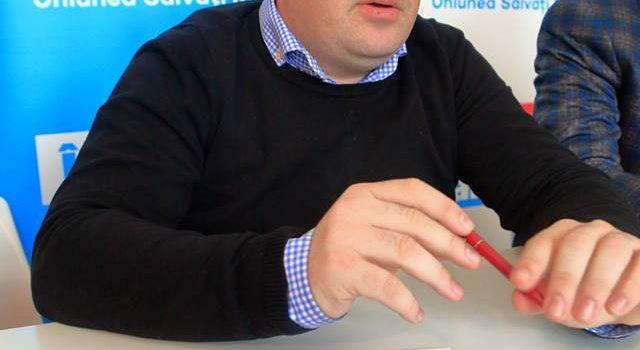 """Vlad Botoș, președinte USR Arad: """"USR PLUS a intrat în administrația publică"""""""