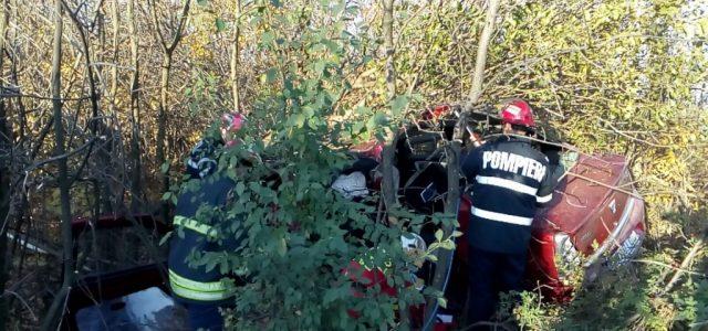 Accident teribil la ieșirea din Arad, soldat cu victime