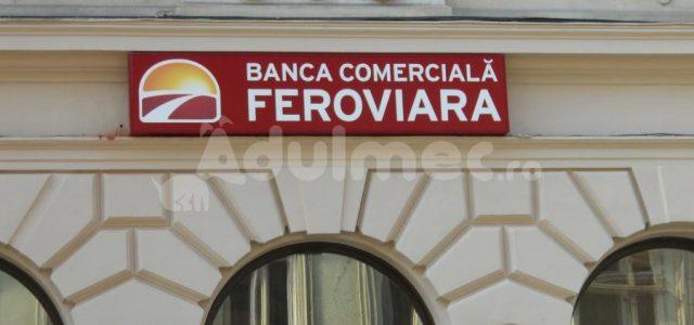 Banca Feroviară Arad este scoasă la vânzare