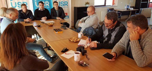 USR Arad cooptează un prestigios arădean!
