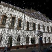Aradul începe iluminatul festiv