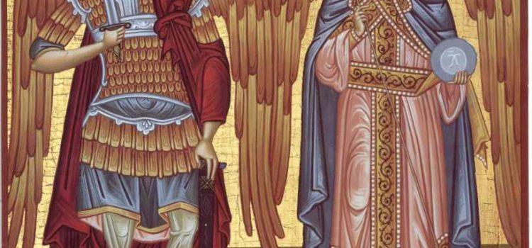 Astăzi, creștinii sărbătoresc Sfintii Arhangheli Mihail si Gavriil