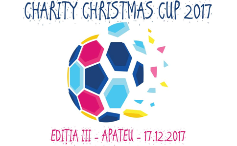 Eveniment caritabil la Apateu, Charity Christmas Cup 2017