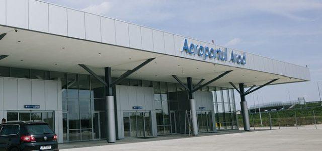 Vor apărea curse regulate de la Aeroportul Arad spre Italia