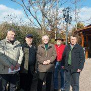PNȚCD Arad își reorganizează filialele din județ