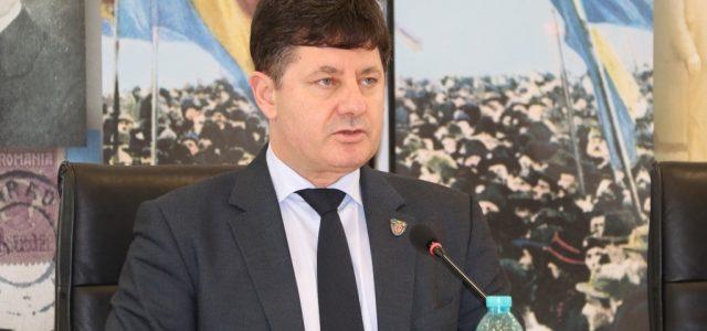 """Iustin Cionca: """"Reorganizăm activitatea Consiliului Județean și a instituțiilor din subordine!"""""""