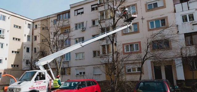 """""""Curățenia de primăvară"""" ajunge în cartierul Micălaca"""