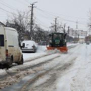 Primăria Arad anunță finalizarea deszăpezirii tuturor străzilor