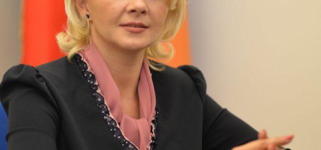 """Claudia Boghicevici:""""Insist pe activitatea de gen la nivelul Consiliului Judeţean Arad"""""""