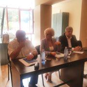Întâlnire zonală pe tema evitării proliferării pestei porcine africane