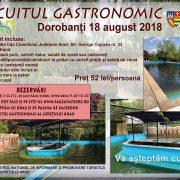 Circuitul Gastronomic, din nou la ştrandul din Dorobanţi!