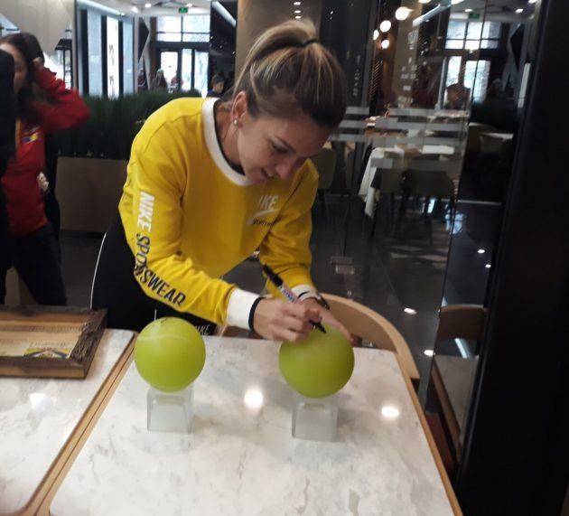 Simona Halep confirmă prezența la WTA Praga