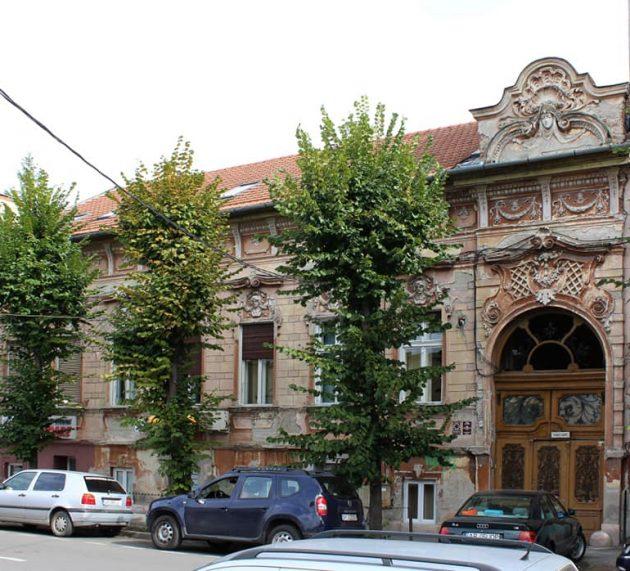 Primăria Arad va supraimpozita cladirile istorice nerenovate