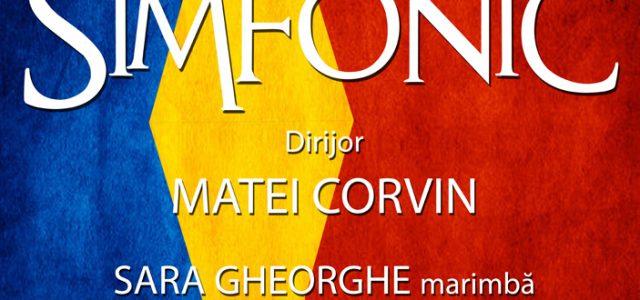 Partituri ale literaturii muzicale românești alese în concertul simfonic din 24 Ianuarie 2019