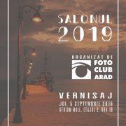 Colecția Foto Club Arad 2019, prezentată la Atrium Mall Arad
