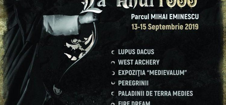 """Programul Festivalului Medieval """"Aradul la anul 1000"""""""