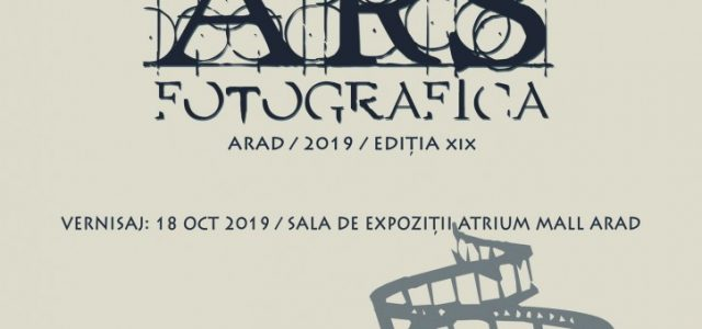 """Vernisajul Salonului Internaţional de Fotografie """"Ars Fotografica"""" va avea loc vineri"""