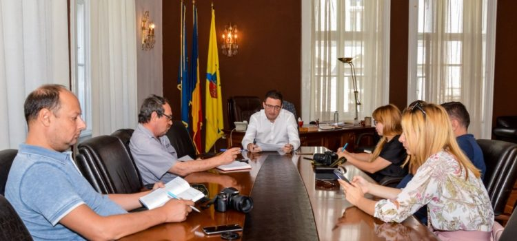 Primăria Arad pregătește a doua rectificare bugetară din acest an