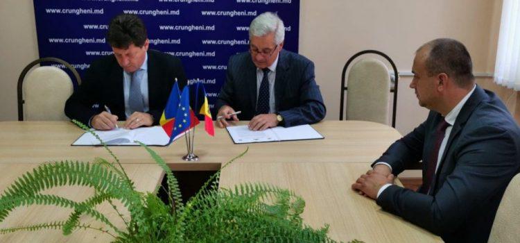 Iustin Cionca a prelungit acordul dintre Arad și Ungheni