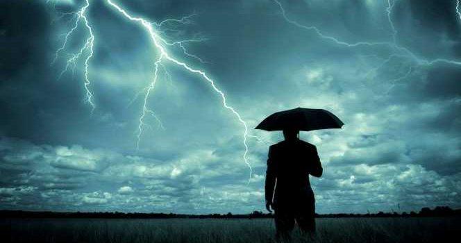Cod galben de ploi și vijelii pentru județul Arad