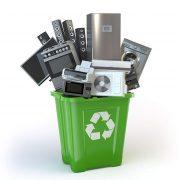 Campanie de colectare deșeuri electrice și de baterii în Arad